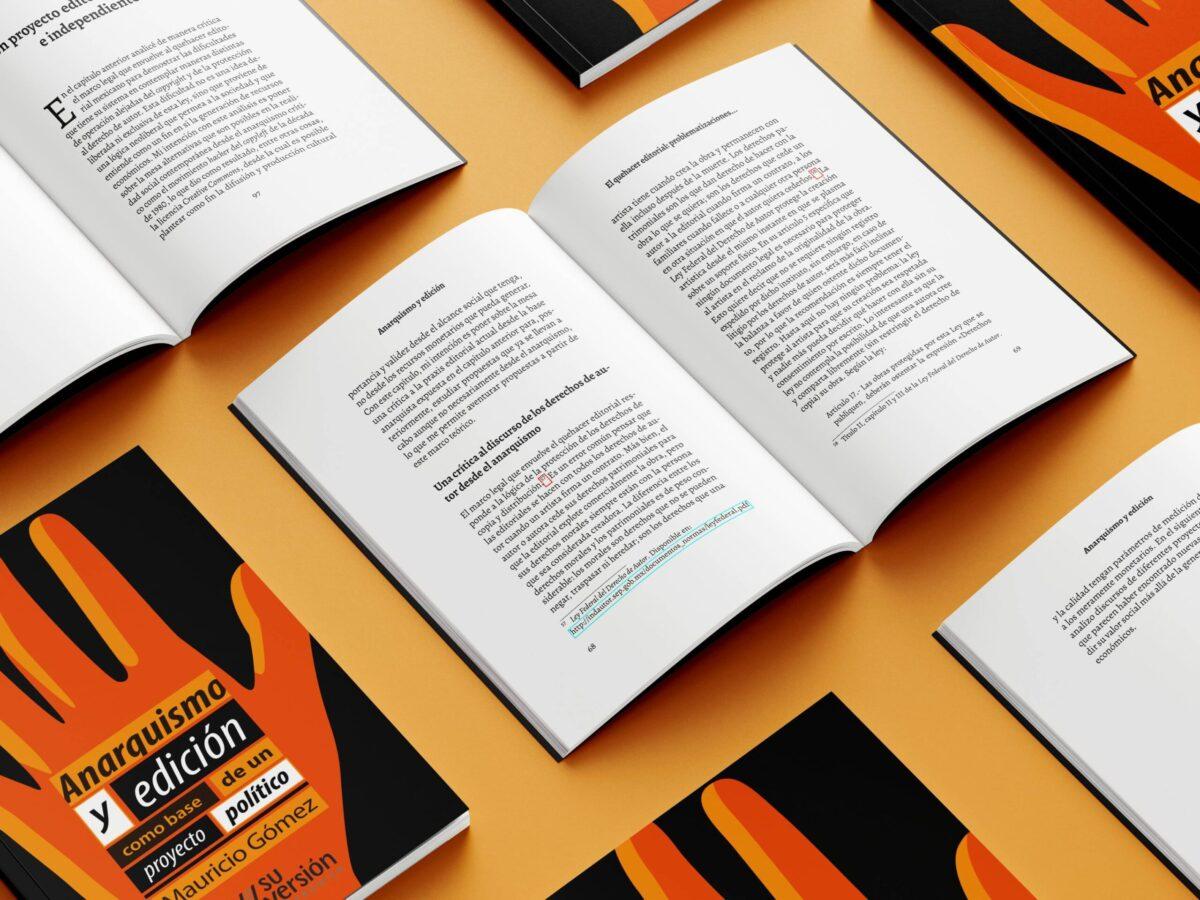 Anarquismo y edición