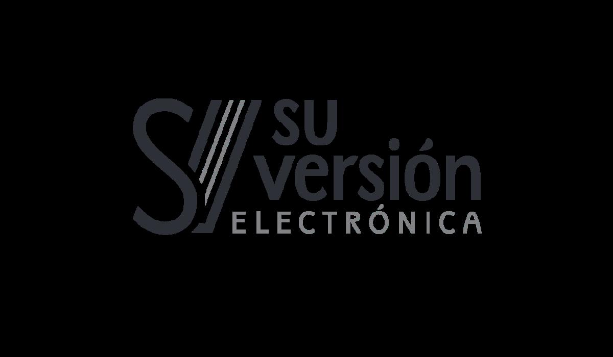 Logo SuVersión Electrónica