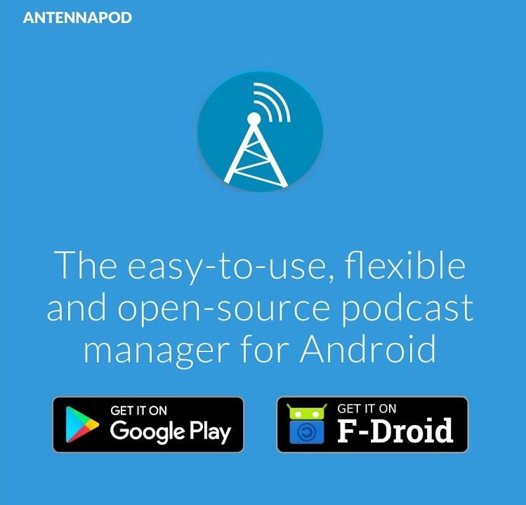 Logo de AntennaPod